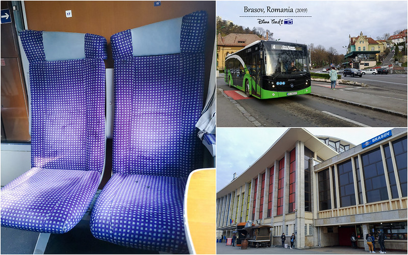 2019 Romania Train Brasov to Sinaia