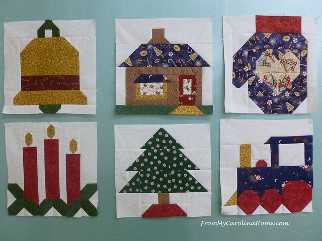 Vintage Christmas QA at FromMyCarolinaHome.com