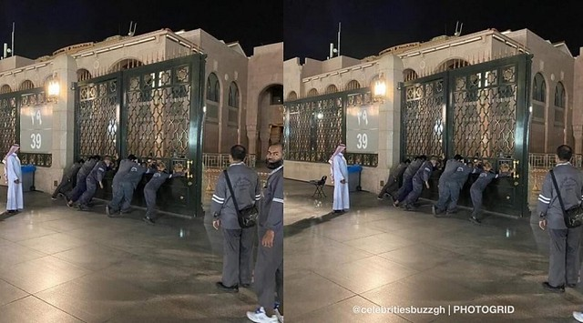5566 Is closure of Masjid in compliance with Sharia