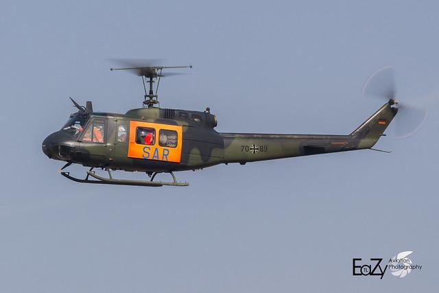 70+89 German Army (Heer) Bell UH-1D SAR
