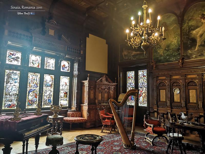 2019 Romania Peles Castle Museum 01