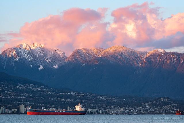 The Grand Optimist 💕☁️ ~ Vancouver, BC