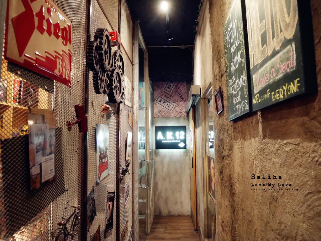 台北西門町好吃大份量餐廳推薦AK12美式小館異國料理 (4)