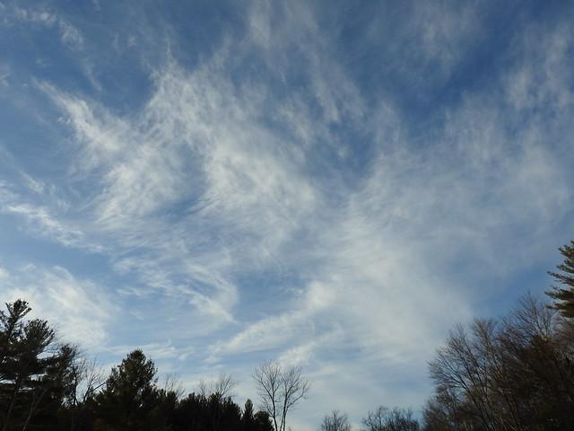 Cloudscape White Memorial Litchfield Ct