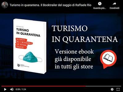 Turismo in quarantena Raffaele Rio