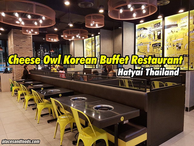 cheese owl korean buffet