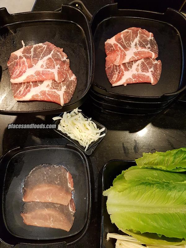 cheese owl korean buffet restaurant pork
