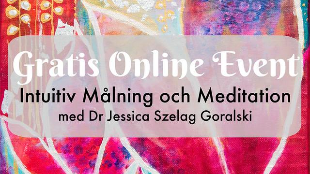 Gratis online event bildterapi