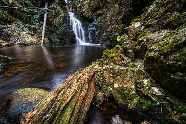 Falkauer Wasserfall 2