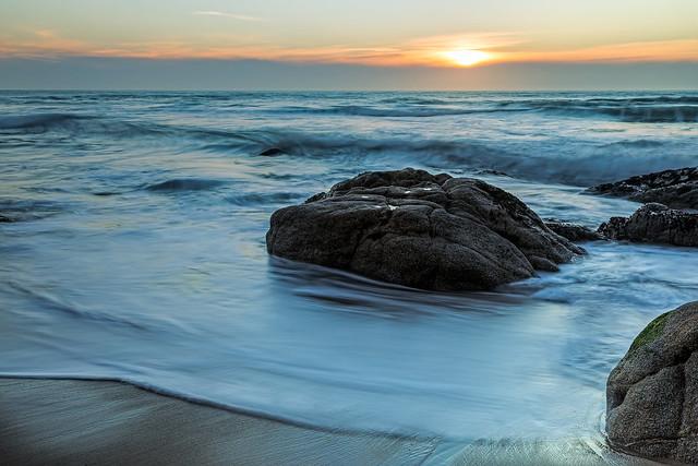 Grey Whale Cove State Beach