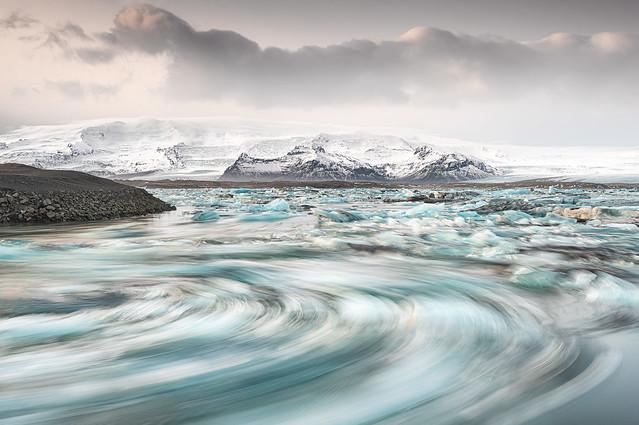Glacial Whirlpool
