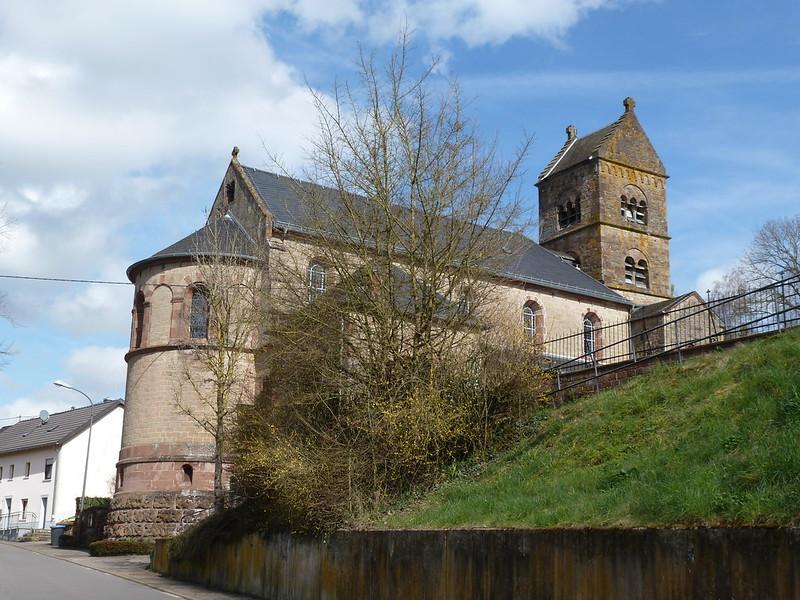 Kirche Wintersdorf