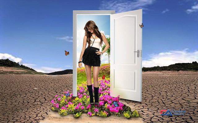 Atelier2 - A porta