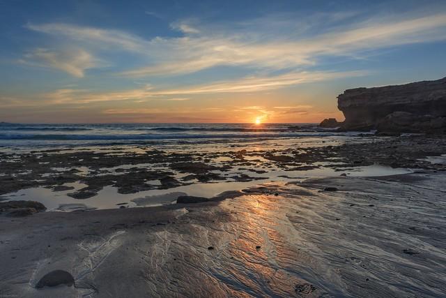 *Playa de Pared @ Sunset*