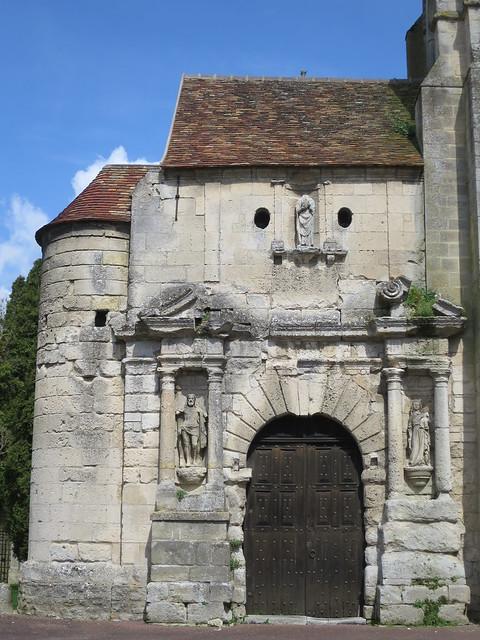 Quel est ce lieu??? Abbaye Notre-Dame de Morienval (60)