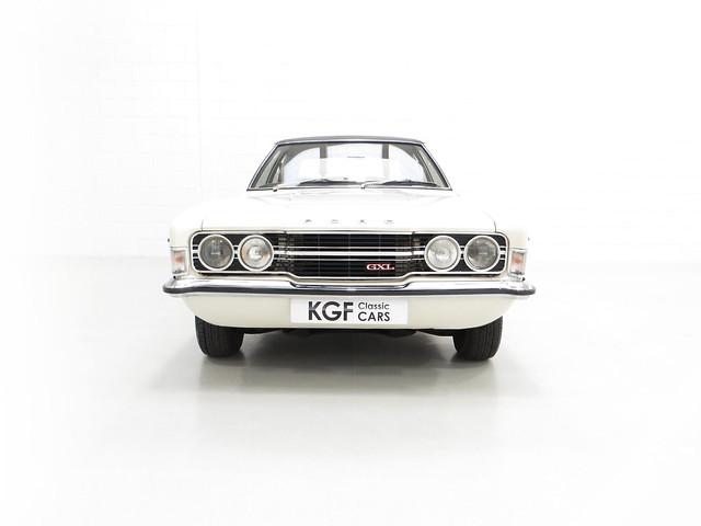 1972 Ford Cortina Mk3 2000 GXL