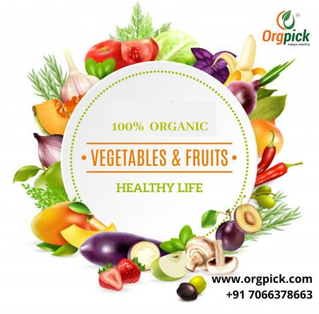 Organic Fruits and Vegetables Online in Pune