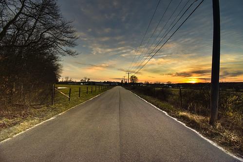 farmland sunset roads newengland bluesky sunsetchaser nature ngc backroads countryliving countryside ruralamerica peaceful softlighting travel rehobothmassachusetts scenery