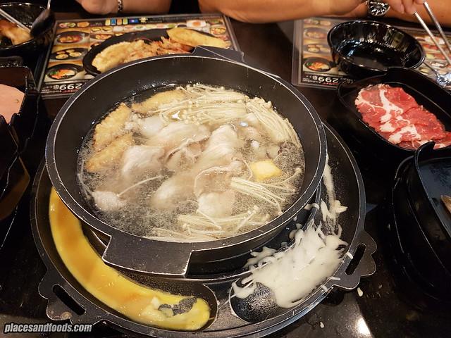 cheese owl korean buffet restaurant hotpot