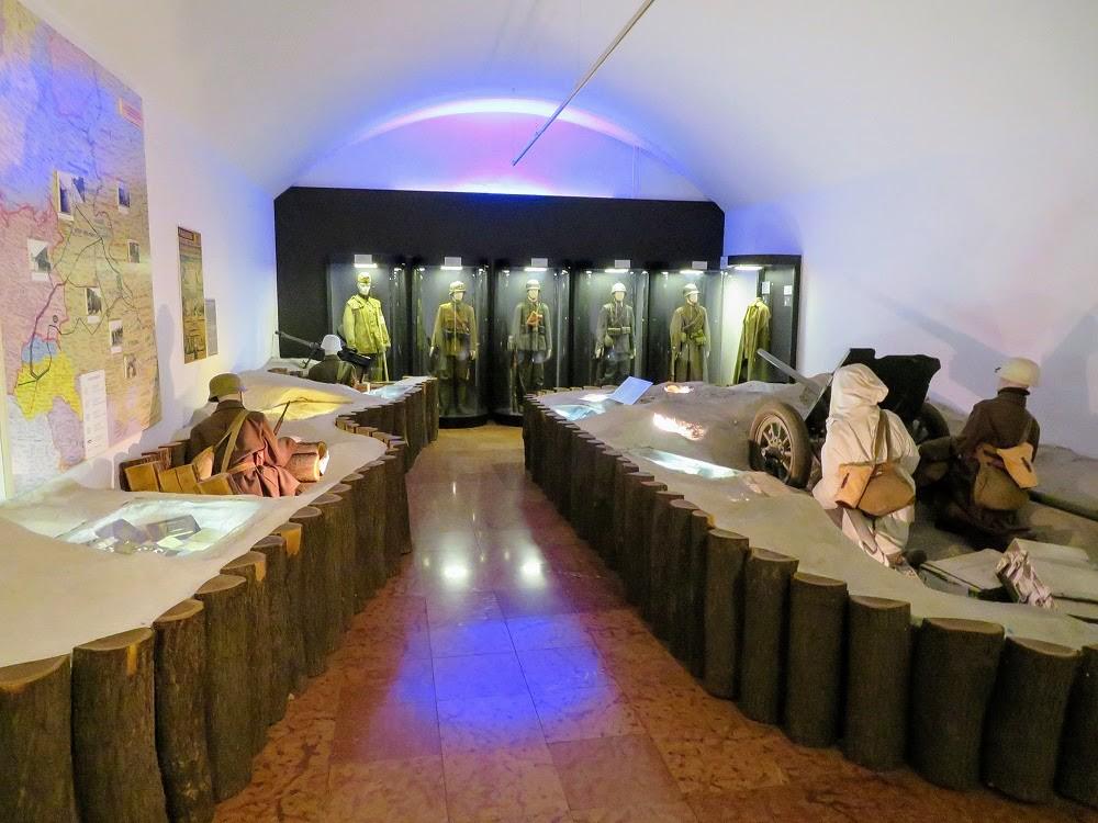 Майский Будапешт. Военно-исторический институт и музей. Вторая мировая