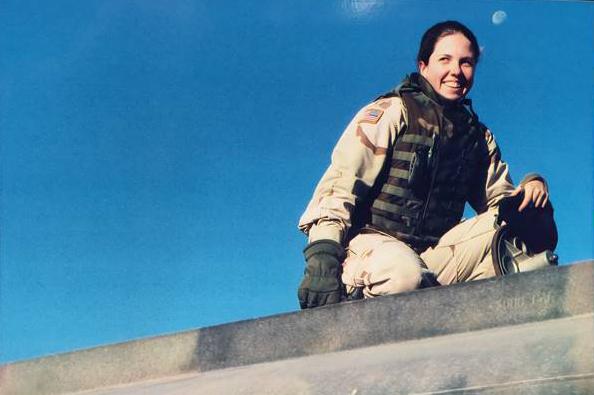 Meet Christine Ali: Military War Veteran and Chemical Engineer