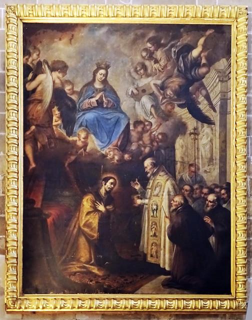 pintura religiosa Catedral de Jerez de la Frontera Cadiz 02