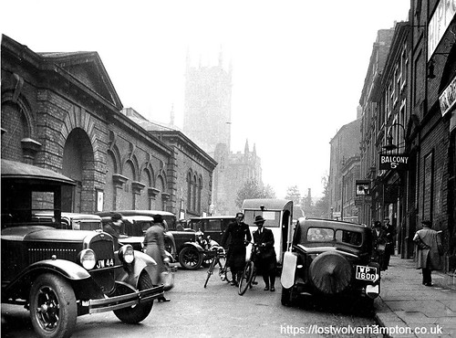 003 - Cheapside 1935 | by Lost Wolverhampton