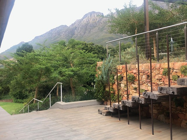 Simonsberg, Trees and Steps