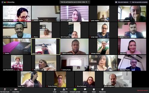 COMISIÓN DE SOBERANÍA ALIMENTARIA,  QUITO, 24 DE MARZO 2020