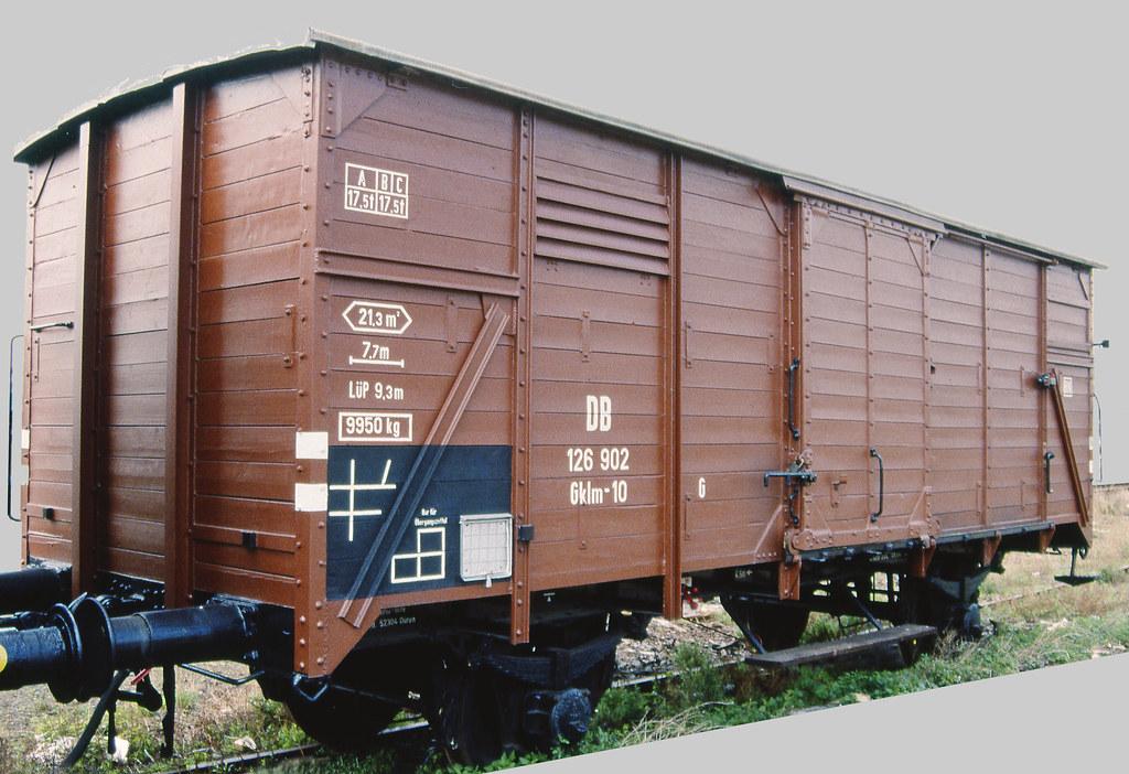 DB G10 Gklm Düren 1995
