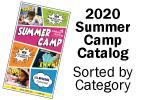 Kid's Summer Camp Catalog