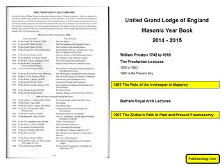UGLE Masonic Year Book 2014 to 2015 p2 | by arthur.strathearn
