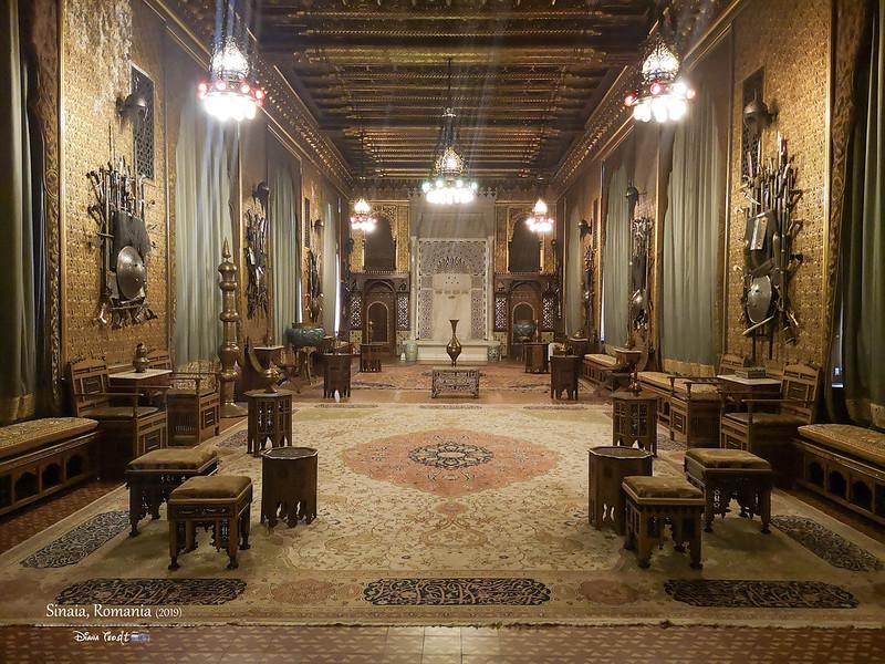 2019 Romania Peles Castle Museum 02
