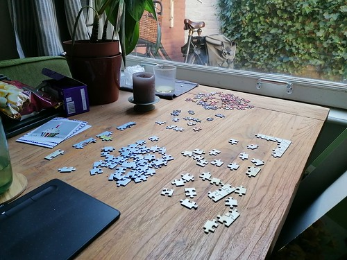 Puzzelen! | by Mirthe