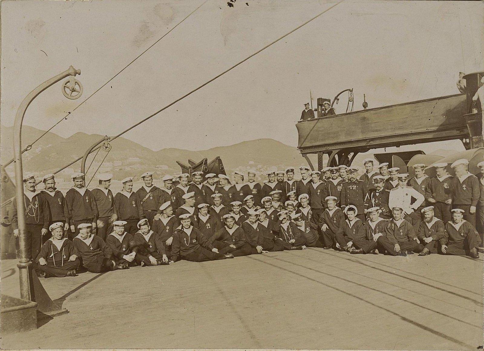 1905. Альбом боевых действий Владивостокского отряда крейсеров. Часть 5