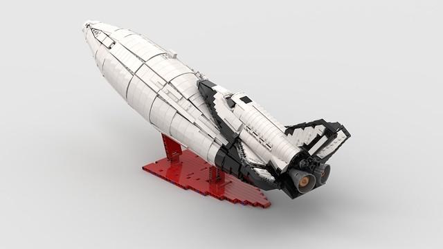 MAKS Russian Concept Shuttle