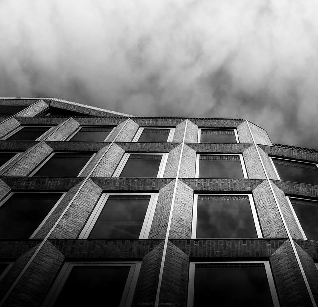 Part of the Upcoming Merckt/Groningen  (11-03-2020)  #BuildingsByColors Serie by DillenvanderMolen MrOfCOlors.com