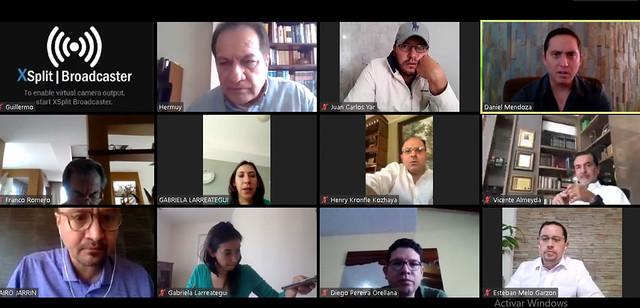 COMISIÓN DE RÉGIMEN ECONÓMICO. (VIRTUAL). QUITO, 24 DE MARZO DEL 2020