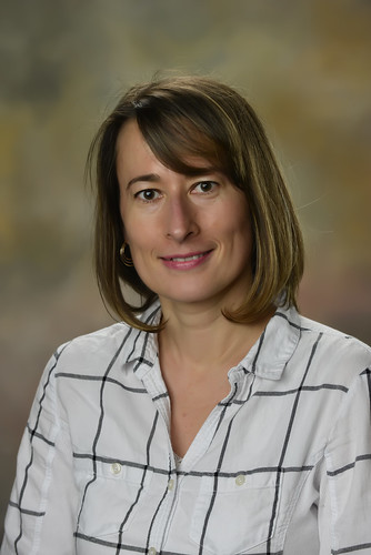 Joanna Sztuba-Solinska, assistant professor of biological sciences in Auburn University's College of Sciences and Mathematics