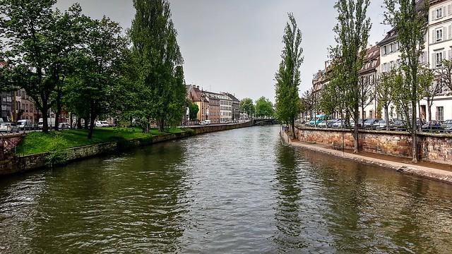 Río Ill Estrasburgo - River Ill, Strasbourg