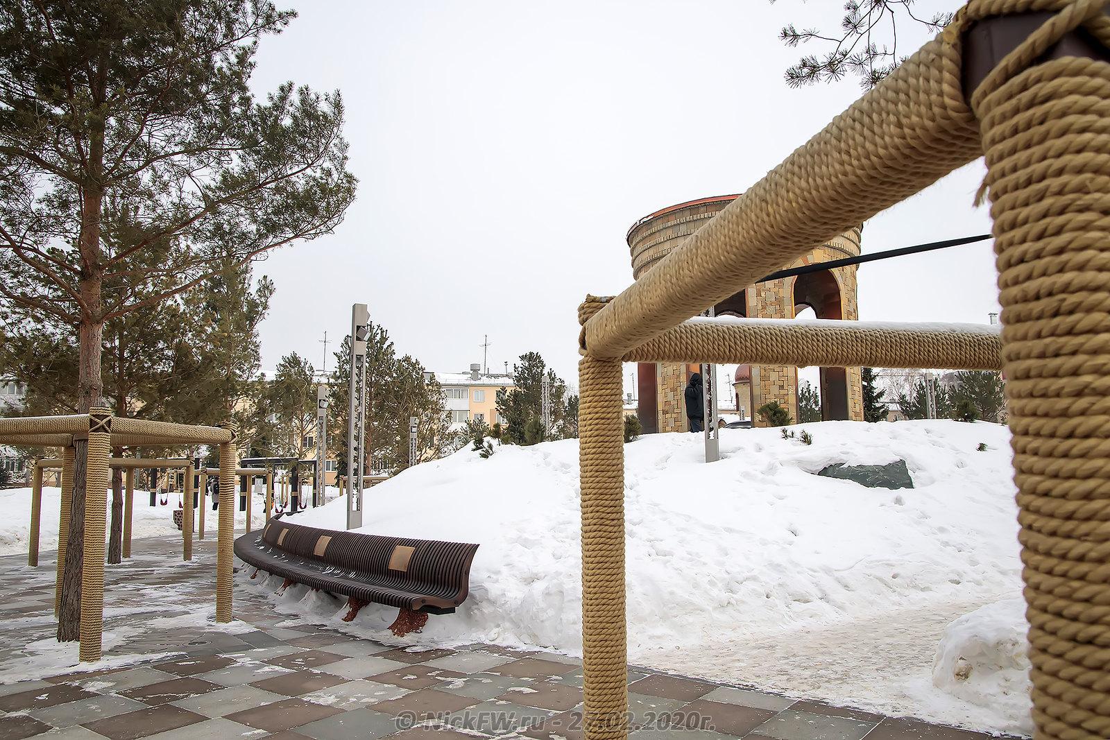 9. Парк Ангелов © NickFW.ru - 27.02.2020г.