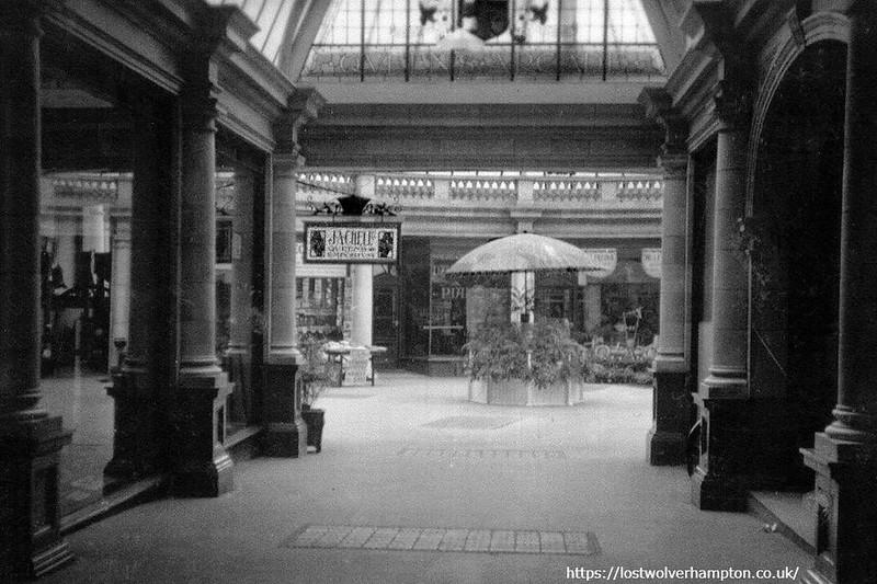 004 - Queens Arcade Interior