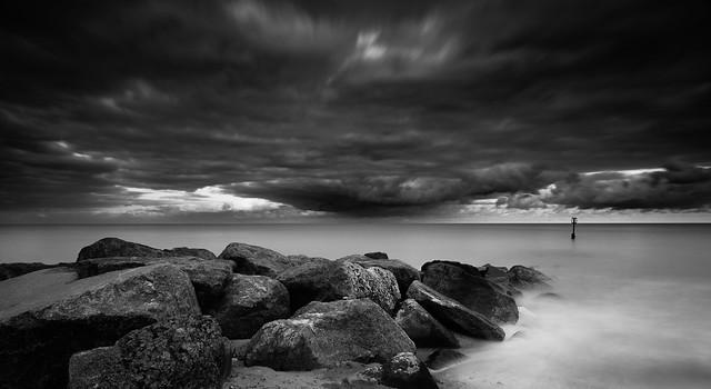 Storm on the horizon