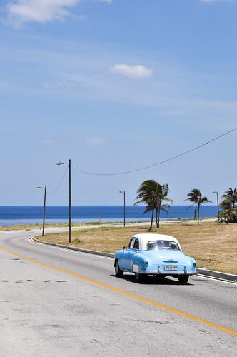 cuba havana city urban view caribbean sea nikon d90 vintage travel traveler traveling coast