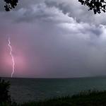 20. Märts 2020 - 22:34 - Severe storm, seen from Bicentennial park, Darwin, Northern Territory, Australia