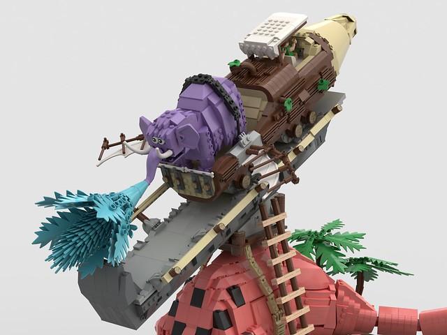 Mammoth Rocket Ride