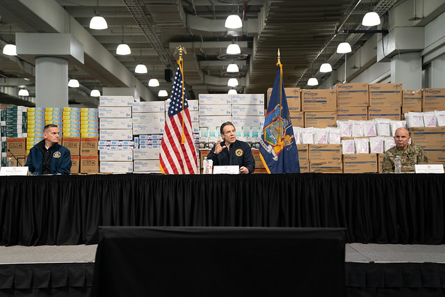 Amid Ongoing COVID-19 Pandemic, Governor Cuomo Announces Distribution of Health Care Supplies to New York City, Long Island and Westchester Hospitals