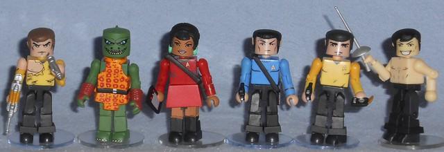 MiniMates - Star Trek Series 2