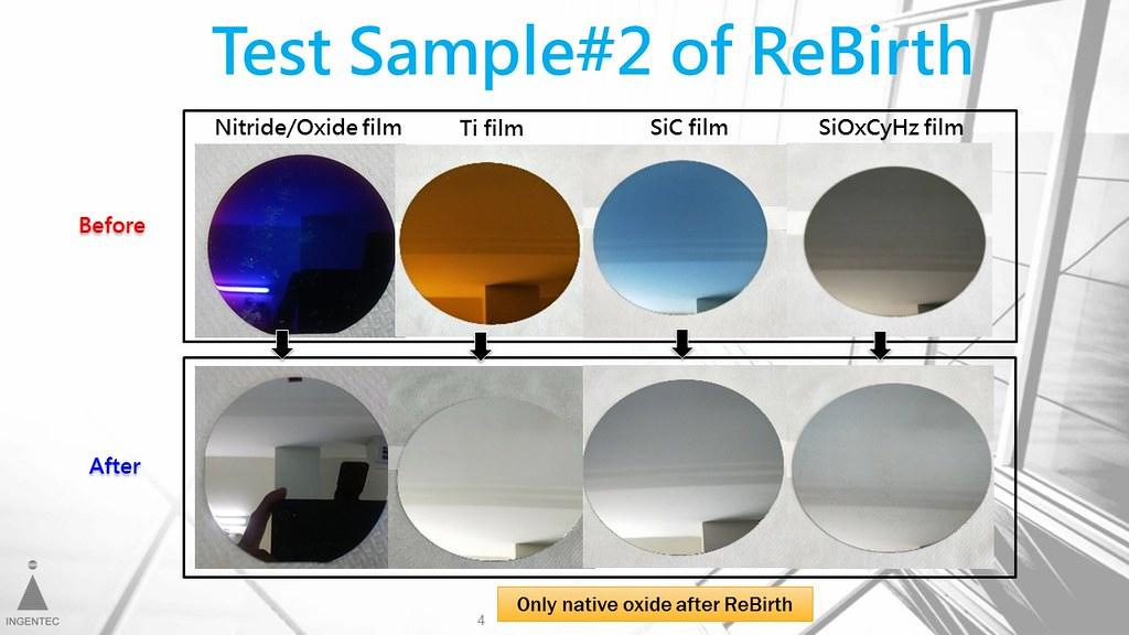 Test Sample#2 of ReBirth