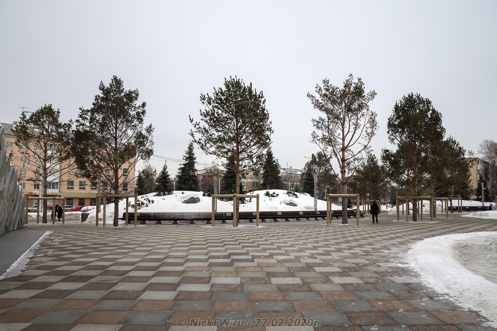 7. Парк Ангелов © NickFW.ru - 27.02.2020г.